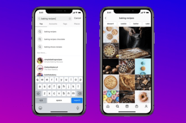 Instagram Adds Keyword Search in Addition to Profiles and Tags